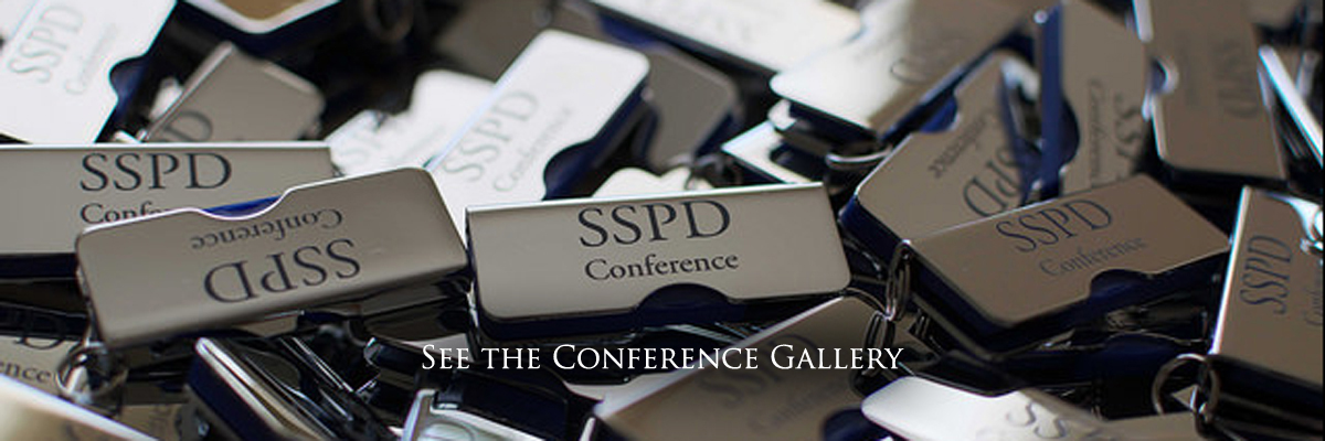 SSPD Conference 2016