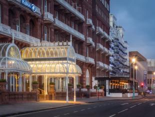 Hilton Brighton Metropole exterior