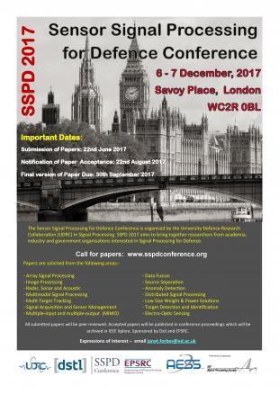 SSPD 2017 London